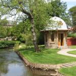 Park hinterm Ribe Kunstmuseum