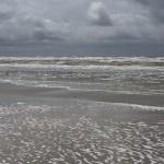 Sturm am Strand von Lakolk auf der Insel Rømø - 2