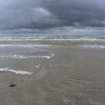 Sturm am Strand von Lakolk auf der Insel Rømø - 1