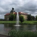 Park der Moritzburg Zeitz