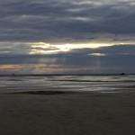 Dämmerung am Lakolk Strand