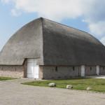 Guldhorn und Kulturcenter Slotfelt in Møgeltønder